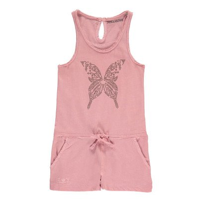 Zadig & Voltaire Naomi Butterfly Playsuit-listing