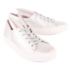 Minna Parikka Sneakers in pelle con lacci All Ears-listing