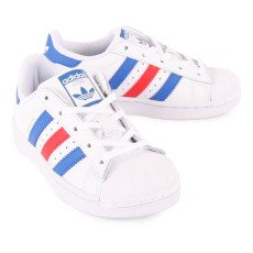Adidas Superstar Lace-Up Trainers-listing