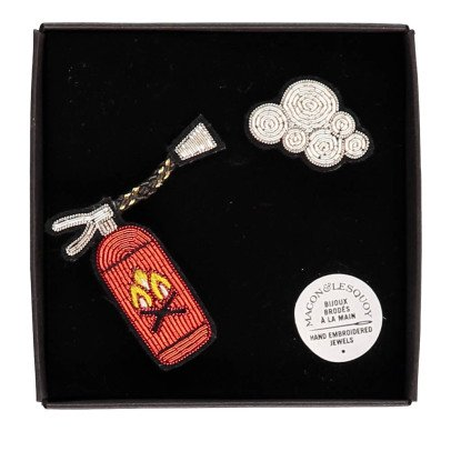 Macon & Lesquoy Fire Extinguisher-listing