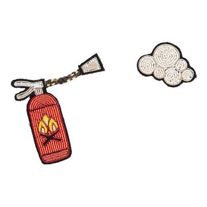 Macon & Lesquoy Fire Extinguisher-listing