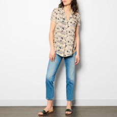 Sessun Otatea Knotted Shirt-product