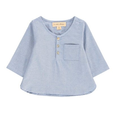 Lab - La Petite Collection Chambray Kurta-listing