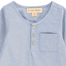 Lab - La Petite Collection Kurta Chambray-listing