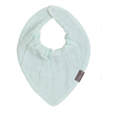 Fabelab Bavaglino bandana Jade in cotone organico-listing