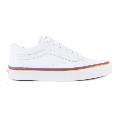 Vans Old Skool Rainbow Detail Lace-Up Trainers-listing