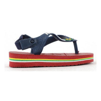 Havaianas Baby Flip Flop Sandalen Brasil Logo -listing
