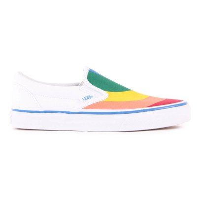 Vans Classic Rainbow Slip-Ons-listing