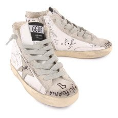 Golden Goose Sneakers Lacci Zip Pelle-listing