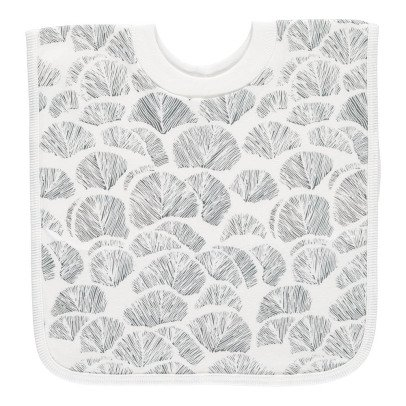 Moumout Feathers Bib Collar T-Shirt-listing