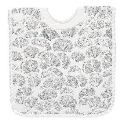 Moumout Lätzchen mit Halsausschnitt T-Shirt Federn-listing