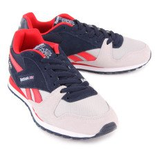 Reebok 3000 GL Lace-Up Suede Trainers-listing