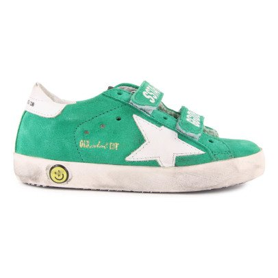 Golden Goose Superstar Velcro Trainers-listing