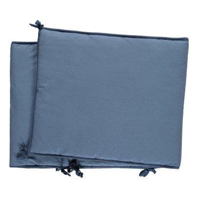 Moumout Protector de cuna en algodón-listing