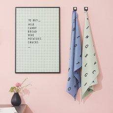 Design Letters Strofinaccio ABC-listing