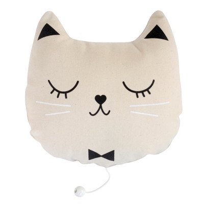 Zü Edmond Cat Musical Cushion-listing