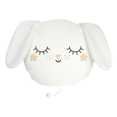 Zü Eugene Rabbit Musical Cushion-listing