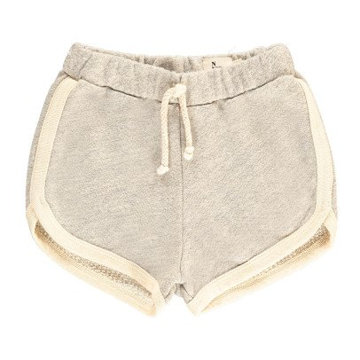 Nico Nico Organic Cotton Kula Fleece Running Shorts-listing
