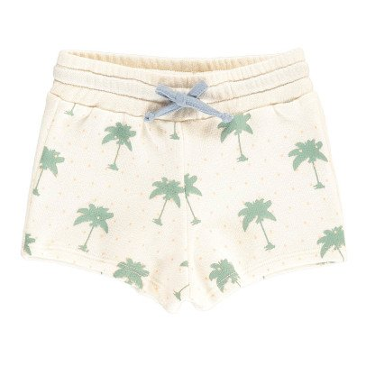 Blune Kids Palm Grove Fleece Shorts-product