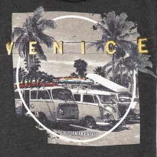 Californian Vintage T-shirt Beach Bus-listing