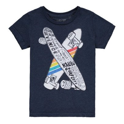 Californian Vintage Camiseta Skate-listing
