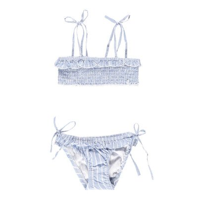 Simple Kids Bikini Rayas York-listing