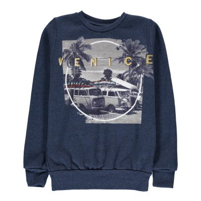 Californian Vintage Beach Bus Sweatshirt-listing