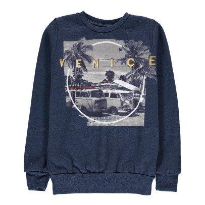 Californian Vintage Sweatshirt Beach Bus -listing