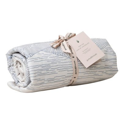 garbo&friends Ocean Percale Lined Plaid-listing