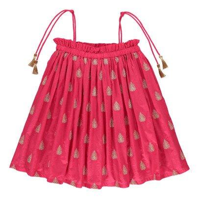 Lison Paris Sunset Embroidered Summer Dress-listing