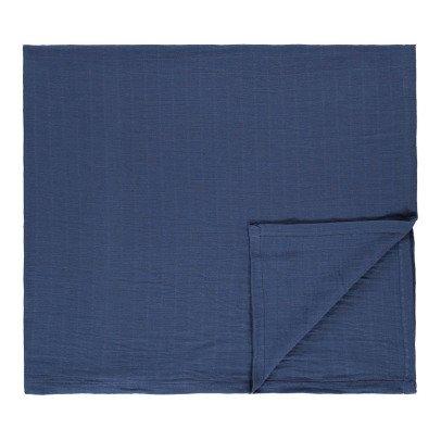 Moumout Manta 120x120 cm en gasa de algodón-listing