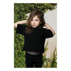 Cataleya Kurzarm Pullover aus Bio-Baumwolle-listing