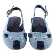 Little Marc Jacobs Mouse Open Toe Ballerinas-listing