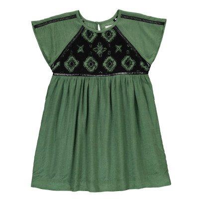 Polder Girl Ballet Striped Dress-listing