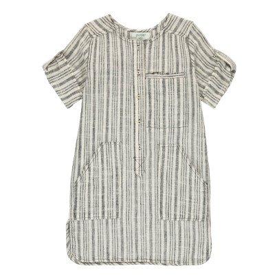 Polder Girl Beach Striped Dress-listing