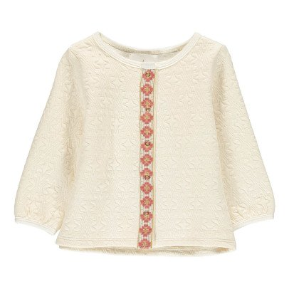 Blune Kids Belle Star Quilted Cardigan-listing