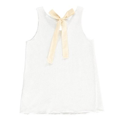 Babe & Tess Bow Back Vest Top-listing