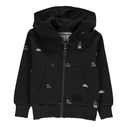 Munsterkids Elements Zipped Hoodie-listing