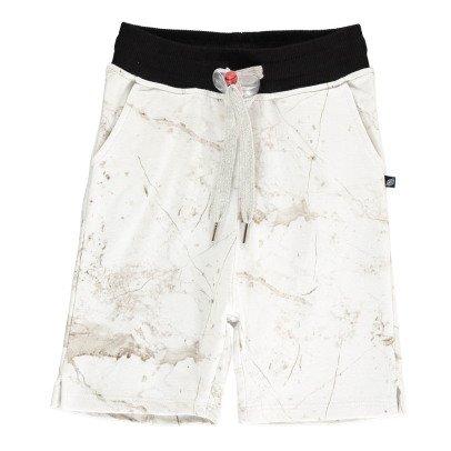 Sweet Pants Shorts Molton Loose Marmor-Optik -listing