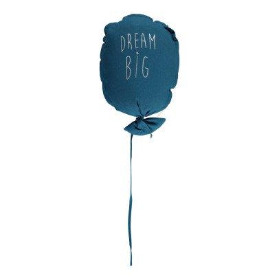 Petit Picotin Coussin Gaston Le ballon en lin lavé 30x48 cm - Petit Picotin x Smallable-listing