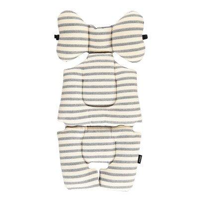 Borny Coussin confort bébé rayé-listing