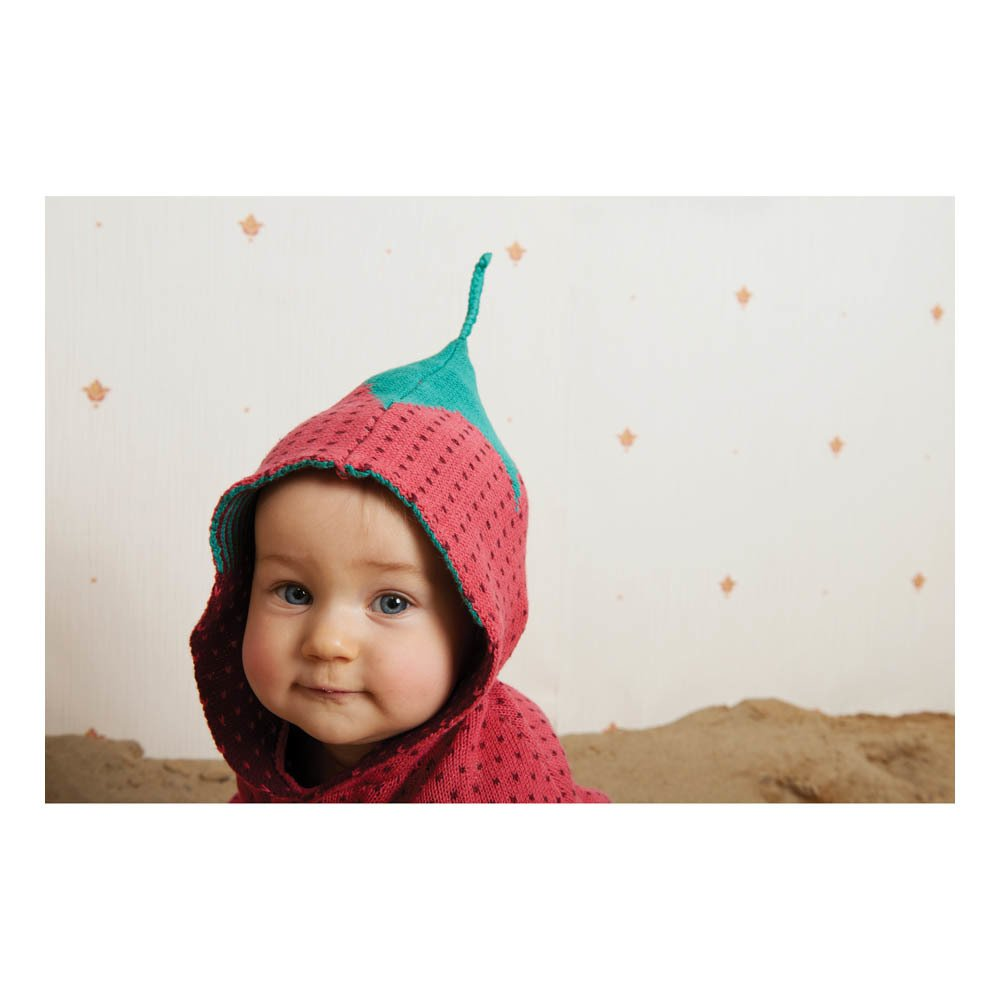 Strawberry Hooded Jumper-product