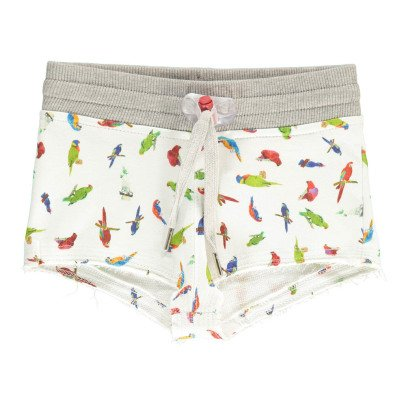 Sweet Pants Shorts Molton Papagei -listing
