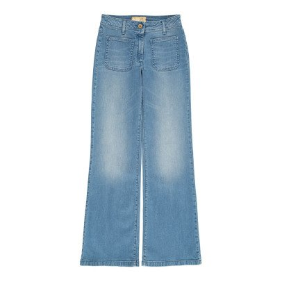 Sessun Johnny T Flared Jeans-listing