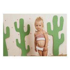 Oeuf NYC Maillot 2 Pièces Rayé Coton Pima-product