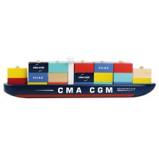 Vilac Container Ship-listing