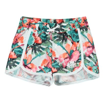 Sundek Julia Tropical Flower Swimshorts-listing