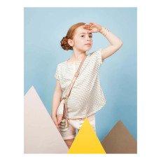 Blune Kids All That Glitters Polka Dot Stripe T-Shirt-product