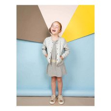 Blune Kids Honeycomb Dress with Belt-product