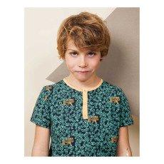 Blune Kids Camiseta Hojas Tigres-listing
